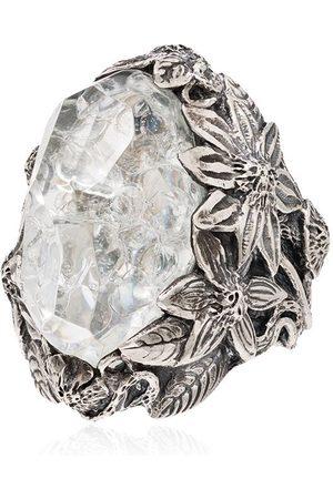 Lyly Erlandsson Crystal large winter ring
