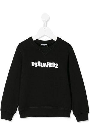 Dsquared2 Stamped logo print sweatshirt