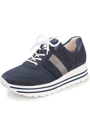 Waldläufer Sneakers Lana van rundnubuckleer