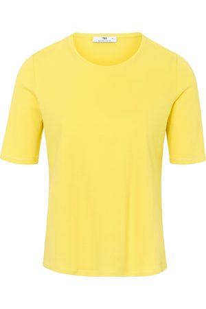 Peter Hahn Dames T-shirts - Shirt van 100% Pima Cotton ronde hals
