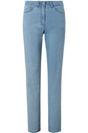 Brax ProForm S Super Slim-jeans model Laura Touch Van denim