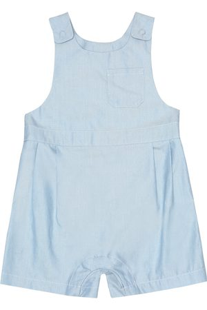 Loro Piana Dames Playsuits - Baby cotton playsuit