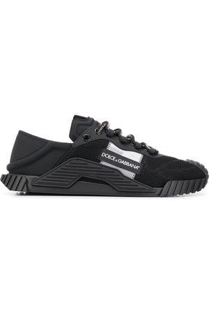 Dolce & Gabbana Hybrid logo low-top sneakers