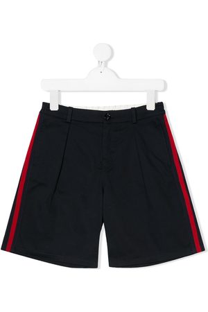 Gucci Side stripe shorts