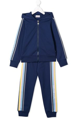 Moncler Hooded tracksuit set