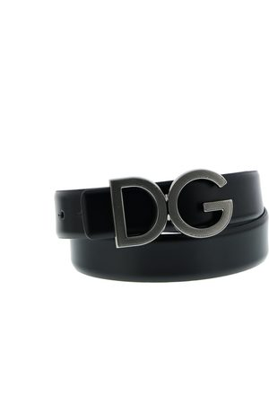 Dolce & Gabbana Heren Riemen - RIEM ZWART