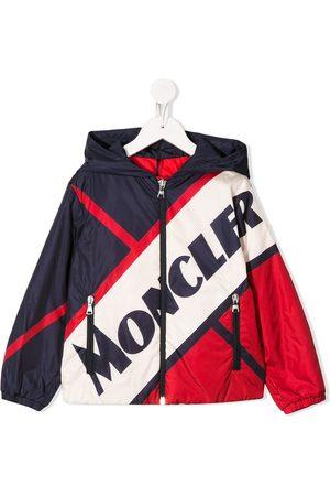 Moncler Zip up block colour jacket