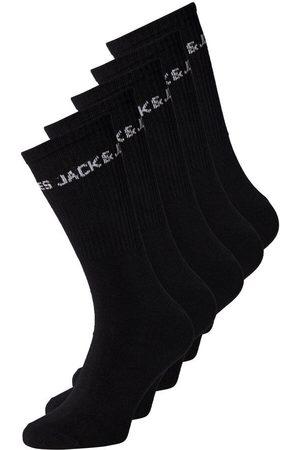 JACK & JONES Heren Sokken - 5-pack Logo Tennis Sokken Heren
