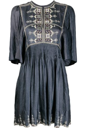 Isabel Marant Cross stitch dress