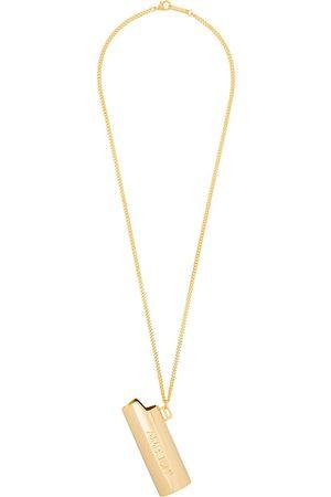 AMBUSH Heren Kettingen - Lighter pendant necklace