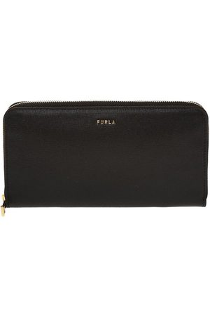 Furla Leather wallet with logo