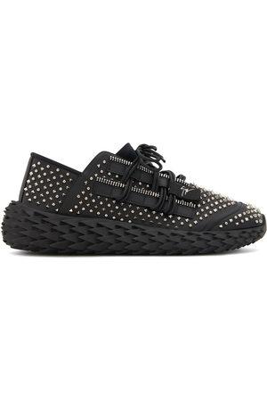 Giuseppe Zanotti Platform stud-embellished sneakers