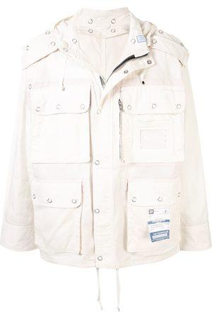 Maison Mihara Yasuhiro Cargo pocket jacket
