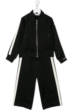 Moncler Striped branded tracksuit