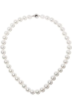 Yoko London 18kt white gold Classic South Sea pearl necklace