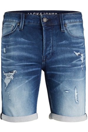 Jack & Jones Rick Icon Ge 007 Denim Short Heren Blauw
