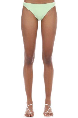 Ganni Recycled Lycra Bikini Bottom