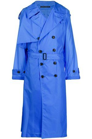 YOHJI YAMAMOTO Heren Trenchcoats - Oversized trenchcoat