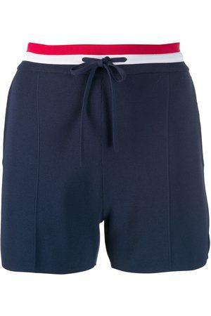Thom Browne Drawstring pintucked shorts