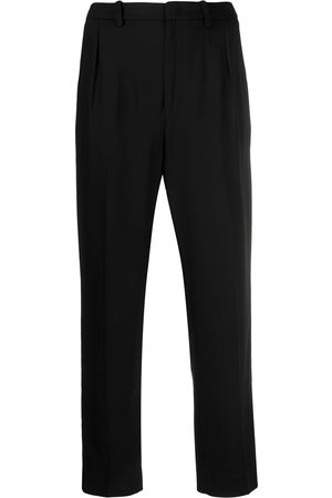 Dondup High-waisted straight-leg jeans