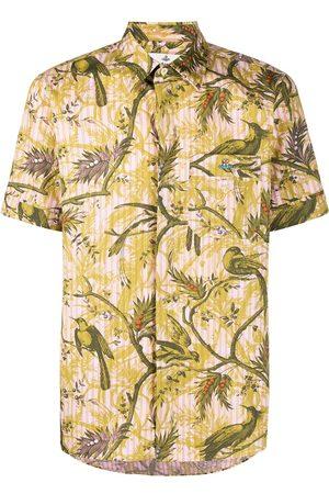 Vivienne Westwood Heren T-shirts - Paradise-print cotton shirt