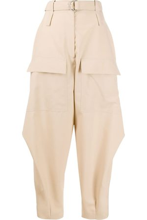 Stella McCartney Harem cargo trousers