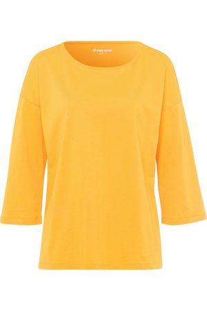 Green Cotton Shirt 100% katoen 3/4-mouwen Van