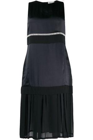 3.1 Phillip Lim Sheer panel knee-length dress