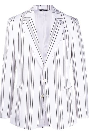 Dolce & Gabbana Heren Blazers - Striped pattern blazer