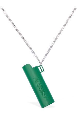 AMBUSH Dames Kettingen - Embossed Lighter Case Necklace