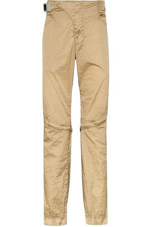 1017 ALYX 9SM Crescent zip-off track pants