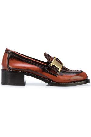Prada Woven 40 loafers