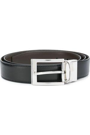 Ermenegildo Zegna Heren Riemen - Reversible belt
