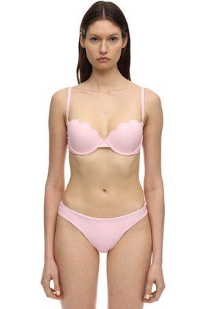 ARABELLA LONDON Dames Bikini's - The Contour Bikini Top W/ Underwire