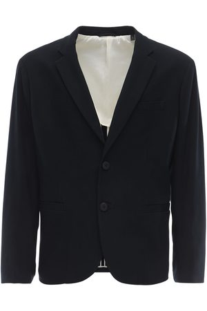 Armani Heren Donsjassen - Jersey Twill Jacket