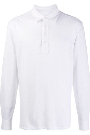 Ermenegildo Zegna Long-sleeved polo shirt