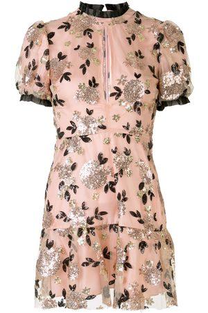 Macgraw Dames Feestjurken - Sparrow floral mini dress