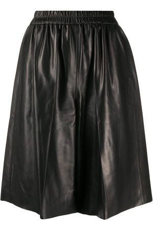 Tom Ford Knee length leather shorts