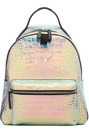 Giuseppe Zanotti Buddy embossed backpack