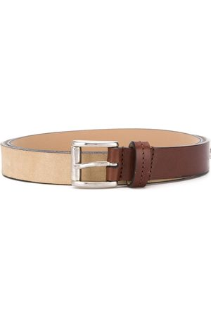 Gianfranco Ferré 2004 two-tone adjustable belt