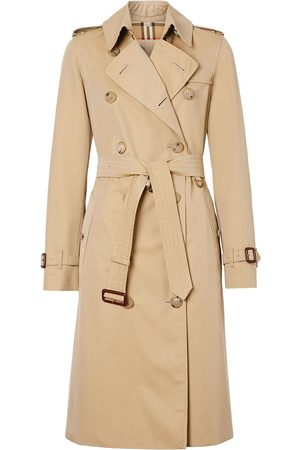 Burberry Dames Trenchcoats - Kensignton Heritage double-breasted trench coat