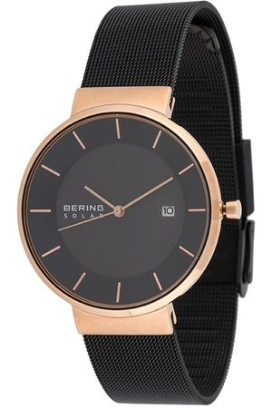 Bering Solar textured style watch