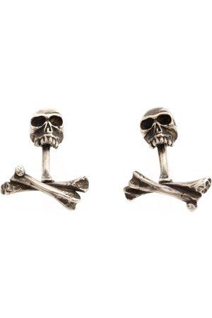 WERKSTATT:MÜNCHEN Skull cufflinks
