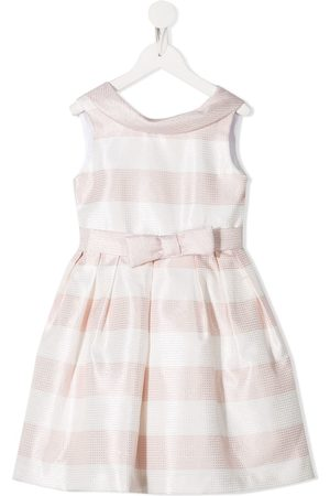 Abel & Lula Fantasy striped dress