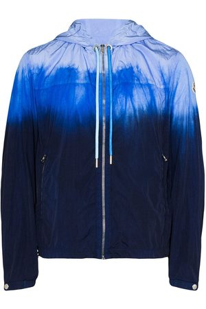 Moncler Saut tie-dye zip-up jacket