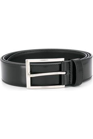 Church's Elongated buckle belt