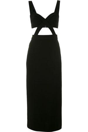 Dolce & Gabbana Cut-out midi dress