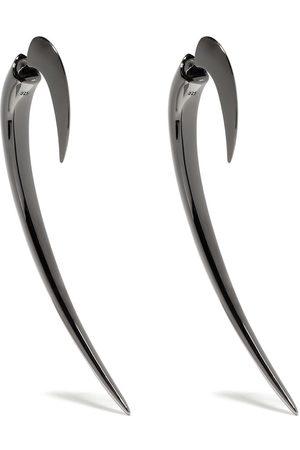 SHAUN LEANE Large Hook earrings