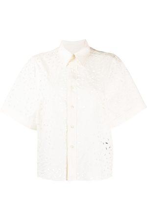 Ami Petal short-sleeve shirt