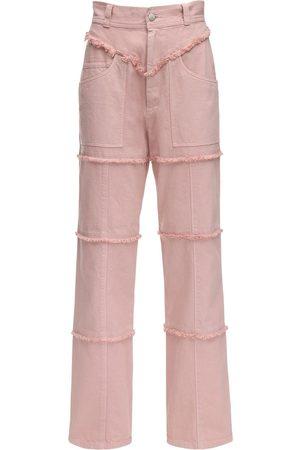 AMBUSH High Waist Denim Pants